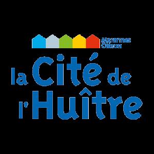 Logo de la Cité de l'Huître à Marennes